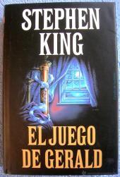 EL JUEGO DE GERALD, (RBA 2007)