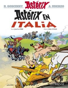ASTÉRIX EN ITALIA
