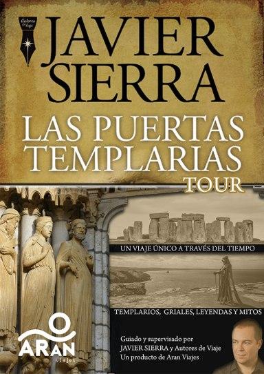 autores-de-viaje-las-puertas-templarias-poster