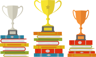 kisspng-trophy-award-trophy-on-books-5a9bf1252fe4b2.5939994715201692531962.png