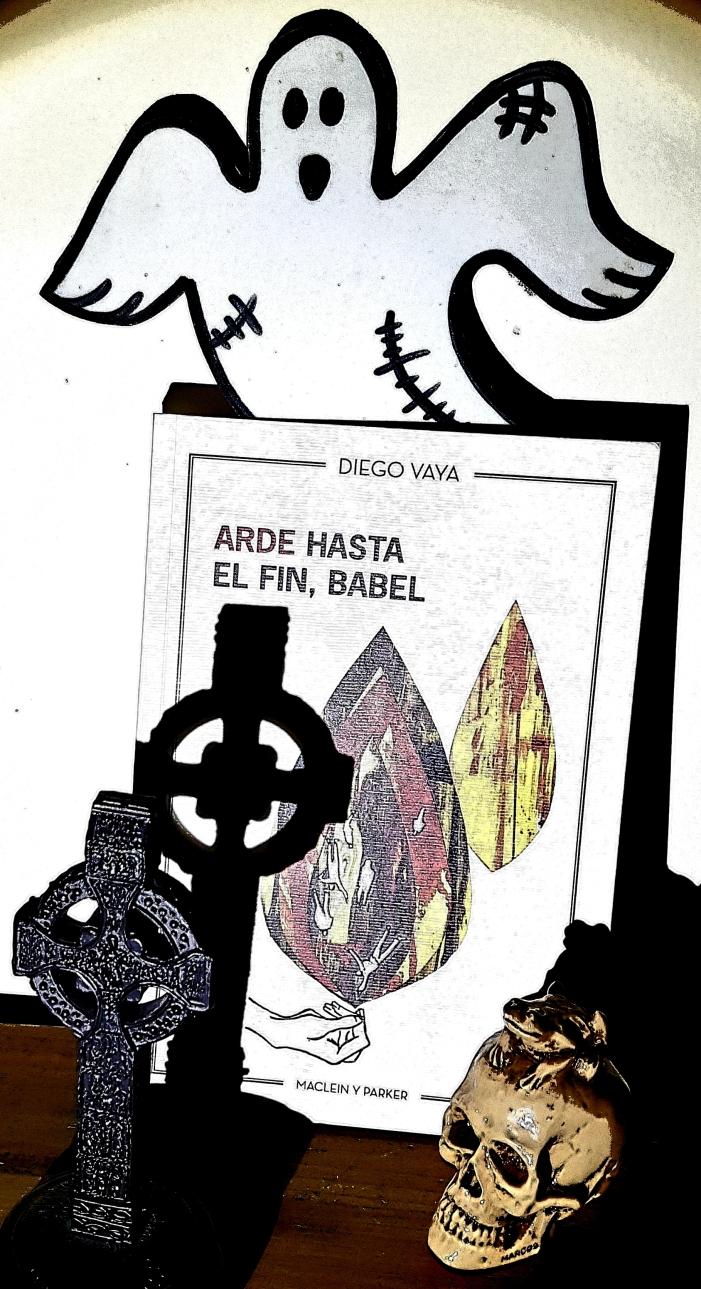 ARDE HASTA EL FIN, BABEL