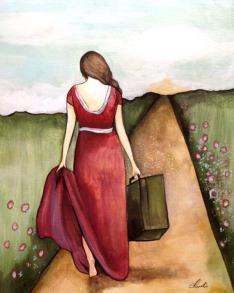 Mujer-huyendo-con-una-maleta