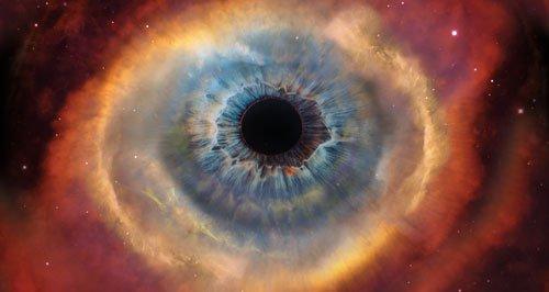 cosmos-eye