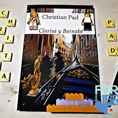 CLARISA Y BERNABÉ